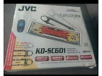 Jvc CD MP3 player