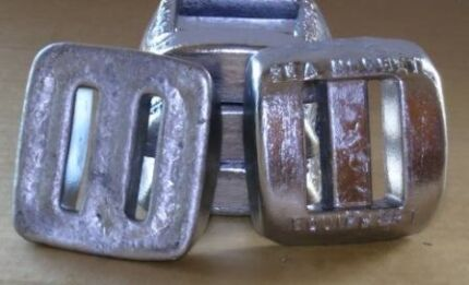 NEW 3Lb LEAD Weights from $9.00 each Spearfish Scuba Dive Salisbury Brisbane South West Preview