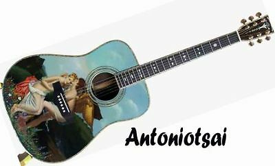 Antoniotsai's Guitar&Mandolin Art