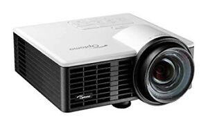 Optoma ML750ST Ultra-Compact Short-Throw LED Projector