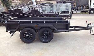Tandem 2 ton box trailer brand new 10x6 Mitchell Gungahlin Area Preview