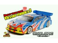 Cyclone nitro rc car