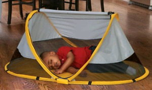 Travel Bed Peapod by Kidco