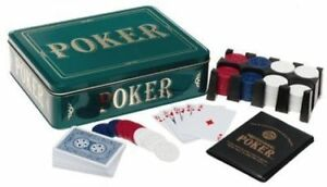 Professional Poker-Style, Chattabox Quick Thinking Word Game