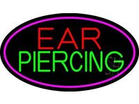 Ear Piercing & Nose Piercing sevice available