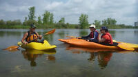 Learn to Kayak this Summer!