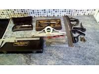 Vintage engineering tools