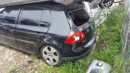 VOLKSWAGEN GOLF 2005 NOW WRECKING PARTS AT ALL PARTS AUTO Smithfield Parramatta Area Preview