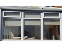 Conservatory Upvc patio doors & windows