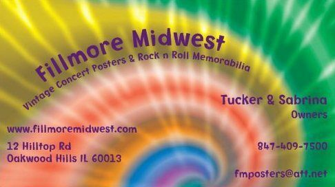 Fillmore Midwest Collectibles