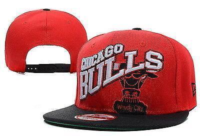 Chicago Bulls Cap Snapback