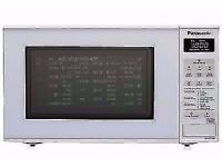 New - Panasonic Microwave Oven (white)
