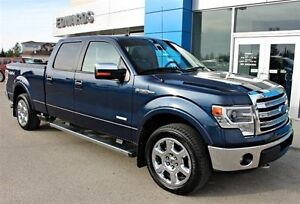 """2013 Ford F-150 Lariat Heated Seats 20"""" Wheels  Max Tow Pkg"""