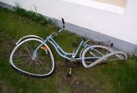 Wanted--Picking Up Unwanted Bicycles--FREE