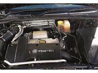 Vauxhall Vectra 2004 2.0DTi 16v ENGINE Complete Head & Block w/ Pump & Injectors - 30 Days Warranty