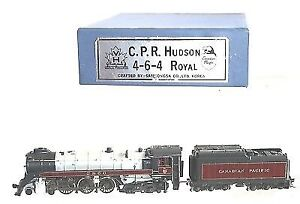 Achat train brass HO-O G SCALE