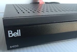 Bell 6400 HD Satellite receiver