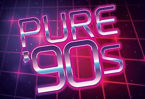 Stage West - Pure 90's - 2 Tickets - Fri Jan 19