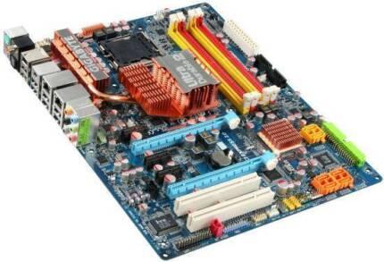 Gigabyte GA-X48-DS4 5x PCI-E Intel X48 Mainboard