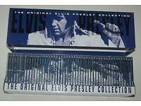 The original Elvis Presley collection of 50 cds