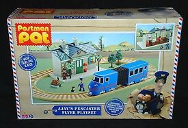 Postman Pat - Ajays Pencaster Flyer Playset