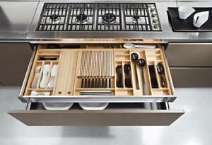 Vaste choix d'accessoires pour votre nouvelle cuisine
