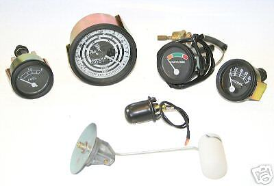 Ford Tractor 801 901 4000 Tractor 4 Speed 12v Instrument Gauge Kit