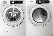 front load washer dryer set