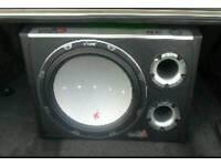 Vibe car speaker