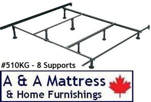 METAL BED FRAMES! Canadian Made & BUILT TO LAST! TAX Included London Ontario image 7
