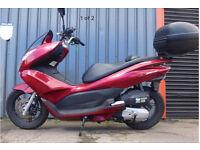 2013 Honda pcx 125 only 3400miles