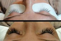 * EYELASH EXTENSION FALL SPECIAL *