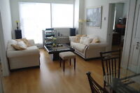 Downtown 2 Bed Apartment with Indoor Parking
