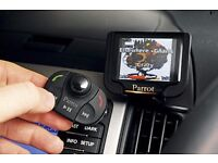 Parrot Mki9200 Bluetooth iPhone Hands free Car Kit with music streaming, usb, etc.