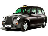GLASGOW Black Hackney taxi for sale