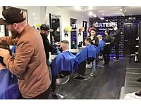 STAFF WANTED AT GATERS BARBERS