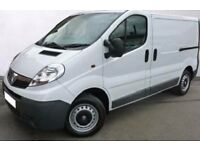 Van for Hire with Driver (Amethyst Courier & Transport Services)