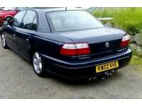 Omega 2.6 drift car low miles swap