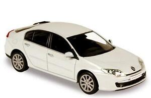 Norev 517740 Renault Laguna in White 1:43