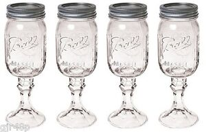 BALL MASON PINT SIZE 16oz OR 8oz REDNECK HILLBILLY BEER or WINE GLASS Gift UK