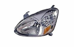 2005 Toyota Echo Driver's side fender,front Bumper and Headlight