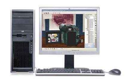 ► MASSIVE HP LCD COMPUTER PACKAGE.. EX GOV PRICE $449   ► SEEN A Redcliffe Redcliffe Area Preview