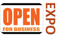 3rd Open for Business Expo