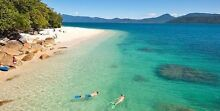 Pre-booked Fitzroy Island holiday package + flights Doncaster East Manningham Area Preview