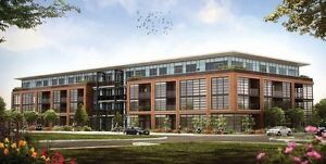 Centrally located 1 bdrm + den - Victoria Commons - Avail. Immed