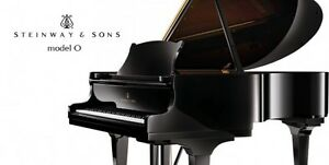 Steinway Grand Piano model O for sale