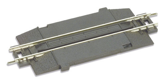 PECO ST-21 Straight Single Track Level Crossing Add on Unit 'N' Gauge - 1st Post