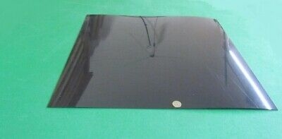 Abs Sheet Smooth Both Sides Black .062 116 X 24 X 24 4 Units