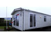 TOP OF THE RANGE PEMBERTON HOLIDAY HOME FOR SALE AT WEYMOUTH BAY HOLIDAY PARK