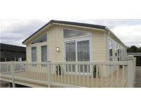 Lodge for sale. No site fees untill 2018!! Near Norfolk Broads & Great Yarmouth. 11 month season.